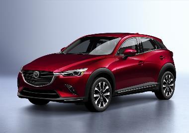 2020 Mazda CX-3_Front_Left